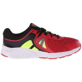03d301b1c23 Tenis Saucony Niños Rojo Negro Sy B Kotaro 3 Sy55526