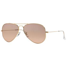Oculos Aviator Espelhado Tamanho Grande De Sol Ray Ban - Óculos no ... c273519766