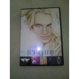 Dvd Original Britney Spears Live Femme Fatale Tour (nuevo)