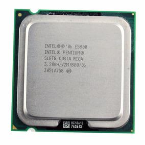 Processador Intel Dual Core E5800 3.2 Ghz 2mb Lga775