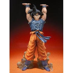 Figure Action Boneco Goku Genki Dama Dragon Ball Z