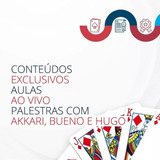 Akkari Curso De Poker Profissional Avançado 2018+brinde