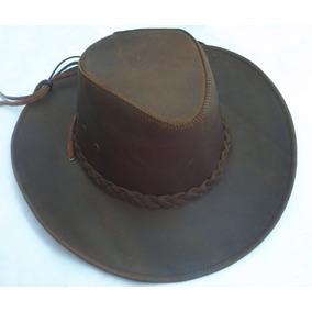 fbfd32ae6ec24 Sombrero Vaquero Cuero en Mercado Libre México