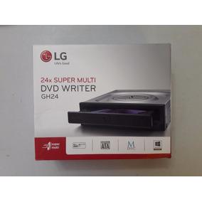 Quemador De Dvd - Lg 24x Super Multi Dvd Writer Gh24