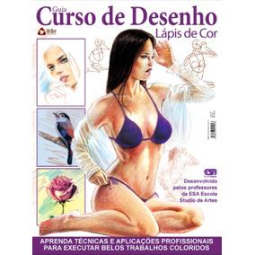 Guia Curso De Desenho - Lápis De Cor - Ed.01 On Line Editora