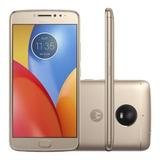 Celular Motorola Moto E4 Plus Xt1773 16gb 4g Gold 13mp