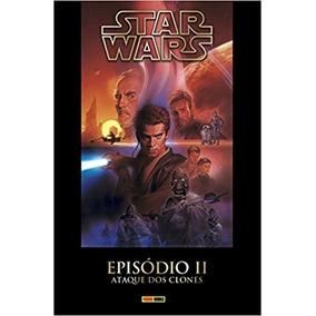 Kit Com 4 Hqs Star Wars (a Escolher) = Capa Dura