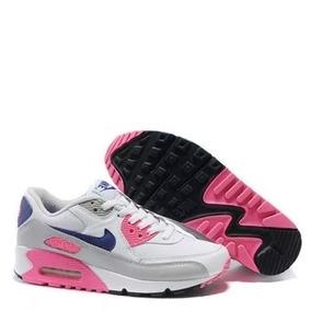 3b78ad8fedd Nike Air Max Feminino 36 Tamanho 34 - Tênis 34 Rosa no Mercado Livre ...