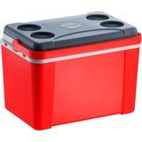 Caixa Térmica Cooler Cerveja Lata 12l Lavita Com Porta Copo
