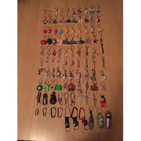 Coleção De Chaveiros Antigos - 100 Unidades