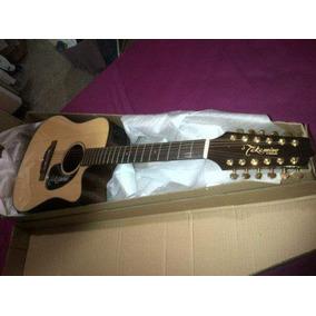 Takamine G Series 12 Strings Flamante