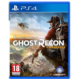 Ghost Recon Wildlands Ps4 Videojuego Disco Físico