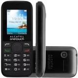 Celular Simples Desbloqueado Alcatel 1052 Lanterna Câmera Fm