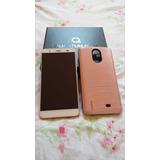 Smartphone Quantum Muv Pro 5,5 Rosa
