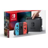 Consola Nintendo Swicht Somos Tienda Oficial