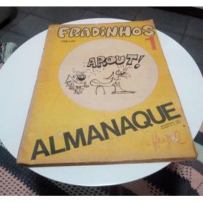 Almanaque Antigo Fradinhos N 1