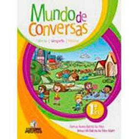 Mundo De Conversas: Ciencias, Geografia E Historia