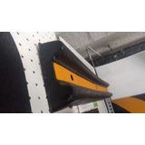 Tope Protector De Pared De 1mtx15cmx5cm Wp1000