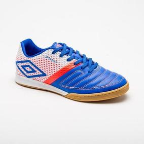 c83441b4aab Tenis Futsal Umbro - Chuteiras Umbro de Futsal Azul no Mercado Livre ...