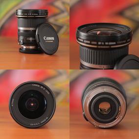 Lente Canon Ef-s 10-22 Mm (gran Angular)