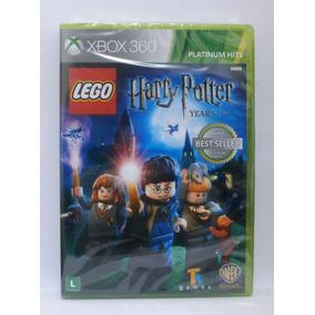 Lego Harry Potter Anos 1 - 4 Xbox 360 Novo Mídia Fisica