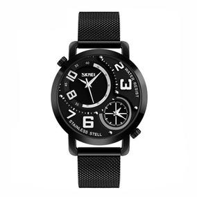 cbeb38377da Relogio Mont Blanc 9168 Replica - Relógios De Pulso no Mercado Livre ...
