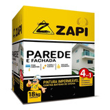 Zapi Parede E Fachada Tinta Impermeável #0001