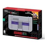 Nintendo New 3ds Xl Super Nintendo Edition Consola Portatil
