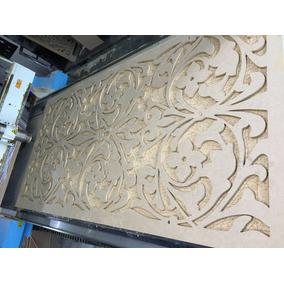 Celosias.mamparas,biombos Puertas Etc Mdf 15 Mm 170 Diseños