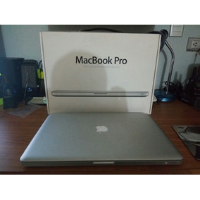 Macbook Pro (15-inch, Late 2011) Intel Core I7 2,2 Ghz 4gb