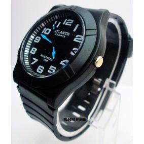 a8238804dcb Relogio Atlantis Esportivo A Prova Dágua Produto Original - Relógios ...