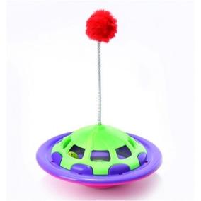 Brinquedo Navcat Roxo/verde