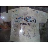 Camiseta Autografada 1996 Grêmio Pa esportes futebol coleção 70153fc7076cd