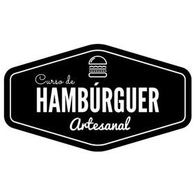 Curso De Hamburguer Gourmet + Brinde