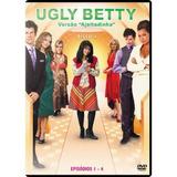 Dvd Ugly Betty 1ª Temporada Discos 1-2 Original E Lacrado