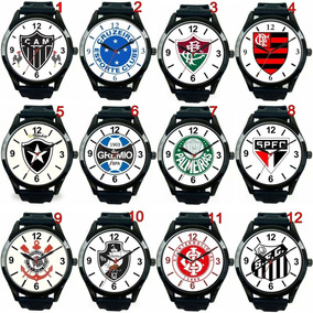 Relogios De Times De Futebol - Relógios no Mercado Livre Brasil b322b7a8acef8