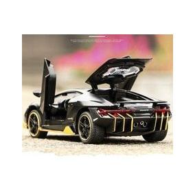 Miniatura Lamborghini Centenario Lp770-4 Grafite Maisto 1/32