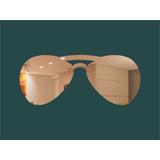 Espelho Decorativo Em Forma De Oculos no Mercado Livre Brasil 510ac7938e