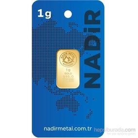 10 Lingotes De Oro 1 Gramo De 24 Kilates Oro Fino Total 10gr