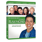 Dvd Filme Original Everybody Loves Raymond 2 Temporada