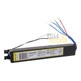 Balastro P/lámparas Fluorescentes Lineales T5 3x14 110v
