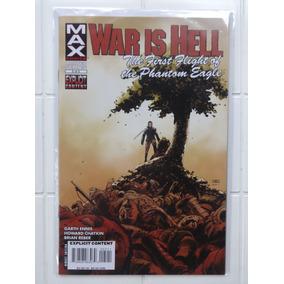 War Is Hell The Phantom Eagle Nº 1 A 5 - Garth Ennis - 2008