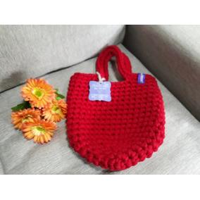 f4ff06a78 Bolsos Tejidos En Crochet - Equipaje, Bolsos y Carteras en Mercado ...