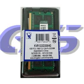 Memória Kingston Ddr3l 1333mhz 4gb Note/mac Low Voltage