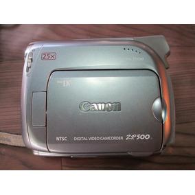 Camara Canon Zr500