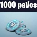 1000 Pavos Para Fornite Envio Inmediato Codigos