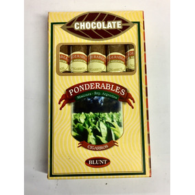 Habanos Ponderables-cigarros Nacionales-candyclub Local Once