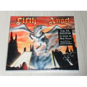 Cd Fifth Angel - Fifth Angel 1986 (alemão Digipack Remaster)