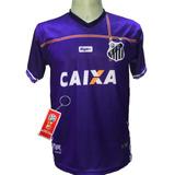 651be05128 Camisa Santos Masculina no Mercado Livre Brasil