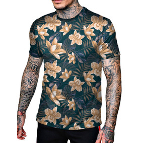 0e92cbe4d Camiseta T-shirt Com Desenhos - Camisetas Manga Curta para Masculino ...